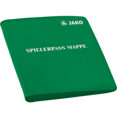 Jako Player's ID briefcase green 13 x 16 cm