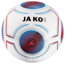 Jako Ball Futsal Light 3.0 white-JAKO blue-flame-360g 19