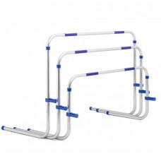 T-PRO - self return hurdle adjustable Height Height 40 - 60 cm