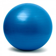 Gymnastics Ball Blue Size 65 cm