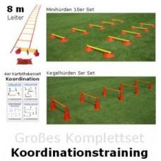 "Big complete set - ""coordination training"""