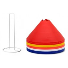 Carrying holder (metal) - for marker cones