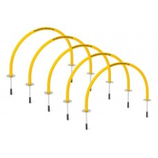 5 Goal arch - for passing and technics training high 42 cm