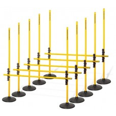Multi hurdles system 2 (indoor) - Set of 5