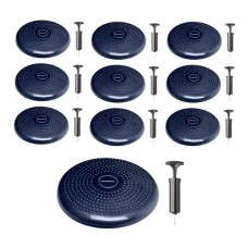Balance cushion (coordination) - Ø 35 cm – set of 10 pices