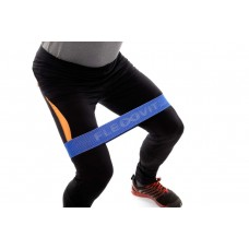 FLEXVIT Mini-Trainingsband 57 cm x 32 cm Blue