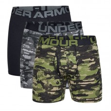Under Armour CG 6'' 3Pac Boxers 233