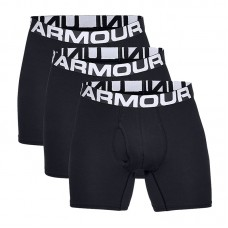 Under Armour CG 6'' 3Pac Boxers 001
