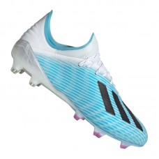 adidas X 19.1 FG Blue White Black
