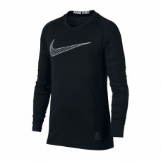 Nike JR Pro Fitted LS Shirt 011