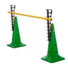 Ladder Hurdle Single Hurdle Height 52 cm Green