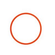 Coordination Ring ø 40 cm Red