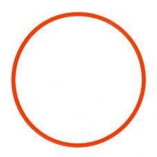 Coordination Ring ø 60 cm Red