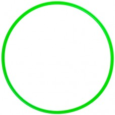 Coordination Ring ø 70 cm Green