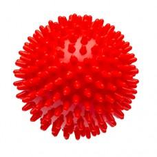 Spikey ball Massage Ball ø 9 cm red