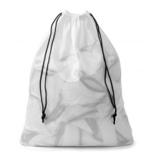 Laundry Bag (for vests) - White