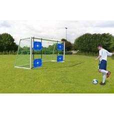 T-PRO TargetShooter Junior - for Junior Football Goals 5 x 2 m