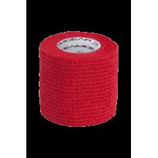 SOCK TAPE SELECT 2,5CM X 4,5M RED