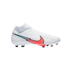 Nike Mercurial Superfly VII Flash Crimson Academy FG/MG White 163