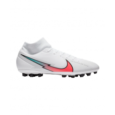 Nike Mercurial Superfly VII Flash Crimson Academy AG White 163